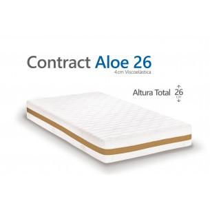 Colchón Contract Aloe 26